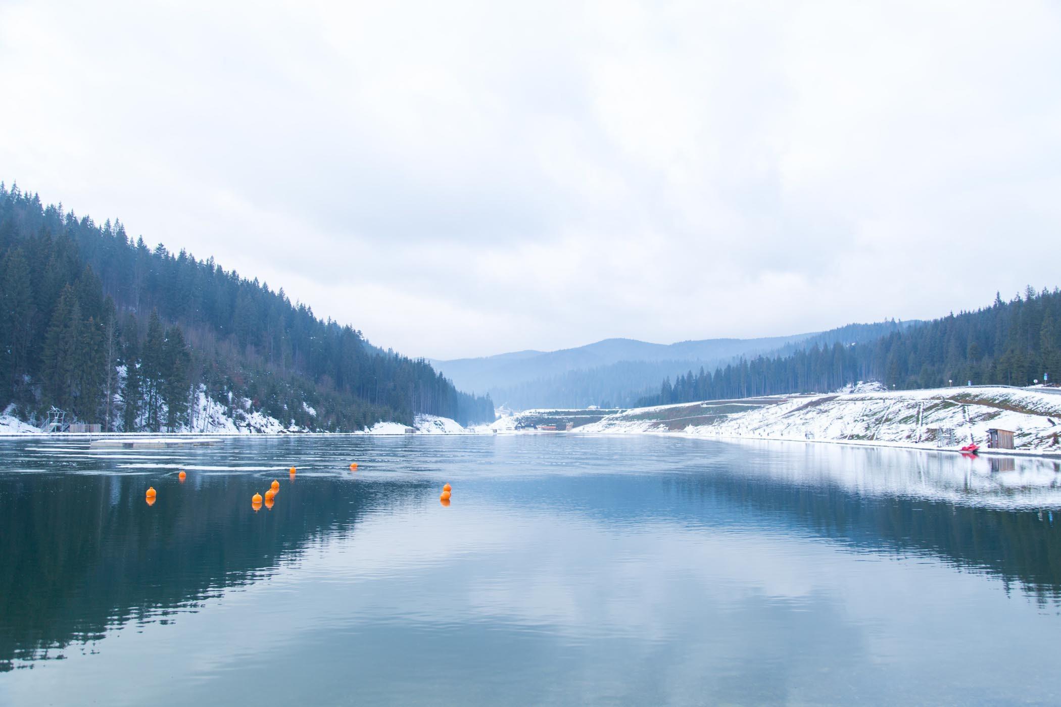 """Результат пошуку зображень за запитом """"буковель зимой озеро молодости"""""""